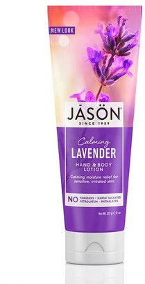 Jason Calming Lavender Pure Natural Hand & Body Lotion 227G