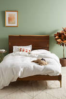 Anthropologie Prana Live-Edge Bed