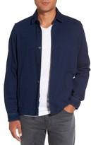 BOSS Men's Loyd Denim Shirt Jacket