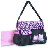 Baby Boom Babyboom Duffle Diaper Bag Owl