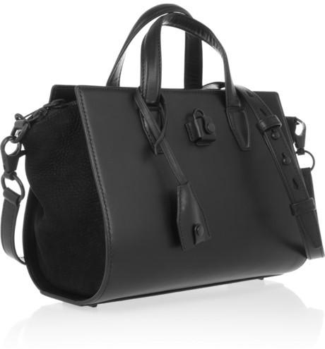Alexander Wang Pelican mini leather shoulder bag