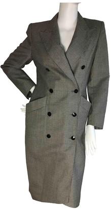 Guy Laroche Black Wool Coats