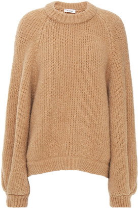 Rodebjer Onella Ribbed Merino Wool-blend Sweater