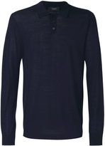 Joseph classic polo shirt - men - Merino - S