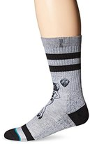 Stance Men's Heart Break Classic Crew Socks