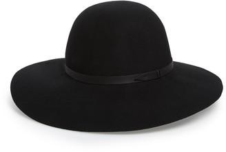 Nordstrom Refined Floppy Wool Felt Hat