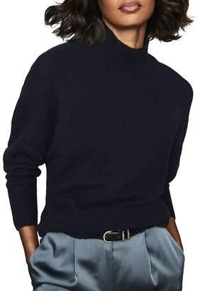 Reiss Sam Oversized Dolman Sleeve Sweater