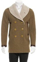 Gant Double-Breasted Spectator Coat