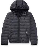 Ralph Lauren 8-20 Packable Quilted Down Jacket