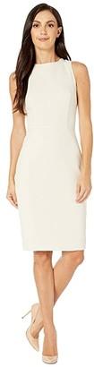 Trina Turk Petit Rouge Dress (Cream) Women's Dress