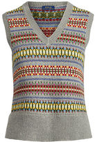 Polo Ralph Lauren Fair Isle Sweater Vest