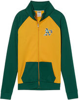 PINK Oakland Athletics Bling Track Jacket