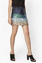Cosmic Beam Sequin Skirt