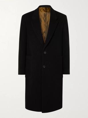 Fear of God for Ermenegildo Zegna - Wool Overcoat - Men - Black