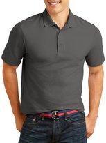 Gildan DryBlend Double Pique Polo Shirt - 72800-Sport Grey-4XL