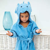 Bathing Bunnies Personalised Elephant Children's Bath Robe