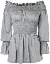 G.V.G.V. off shoulder blouse