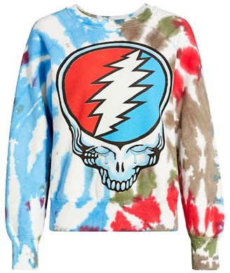 MadeWorn Grateful Dead Graphic Sweatshirt