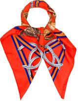 Hermes La Ronde Des Jockeys Silk Scarf w/ Tags