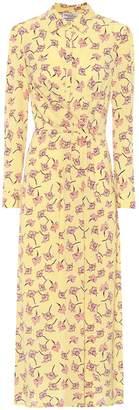 Baum und Pferdgarten Alham floral midi dress