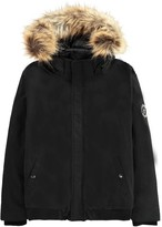 Little Eleven Paris Modjo Hooded Jacket