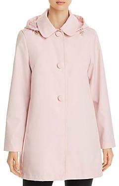 Kate Spade Hooded Raincoat