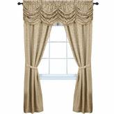 Asstd National Brand Panache 5-pc. Rod-Pocket Curtain Set