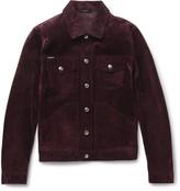 Tom Ford - Slim-fit Suede Jacket