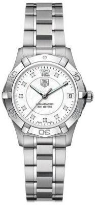Tag Heuer Ladies' Aquaracer Diamond Watch