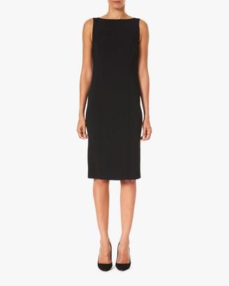Carolina Herrera Bateau-Neck Sheath Dress