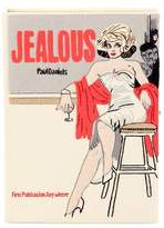 Olympia Le-Tan Jealous embroidered book clutch