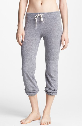 Monrow Vintage Granite Jersey Sweatpants