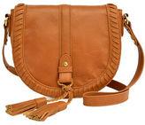 Joe's Jeans Bianca Leather Saddle Bag