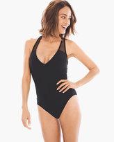 Chico's Trinity One-Piece Swimsuit