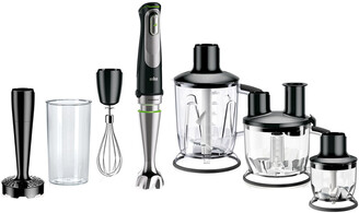 De'Longhi Delonghi Multiquick 9 Hand Blender With Activeblade Technology & Food Processor Attachment