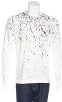 G Star Splatter Print Sweatshirt