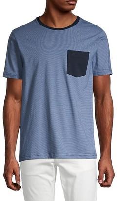 Original Penguin Contrast-Pocket Cotton T-Shirt