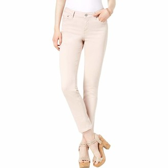 Lucky Brand Women's MID Rise Lolita Skinny Jean in Vintage Pink 31