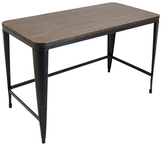 Lumisource Pia Top Desk