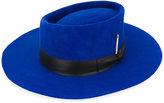 Nick Fouquet - 'The Vespar' hat - women - Beaver Fur - 57