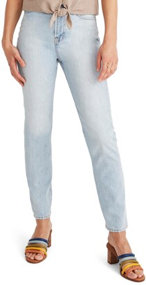 Madewell The Curvy Perfect Vintage High Waist Jeans