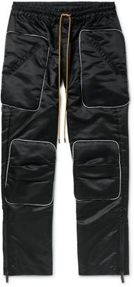 Rhude 3/4-length shorts