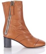 Chloé Lexie Ankle Boot in Khaki