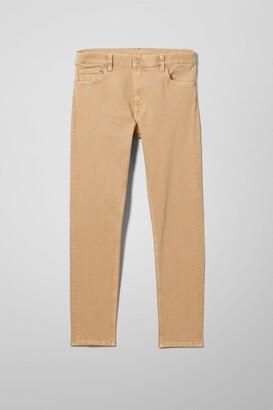 Weekday Friday Slim Jeans - Beige
