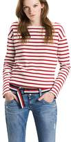 Tommy Hilfiger Long-Sleeve Striped Tee