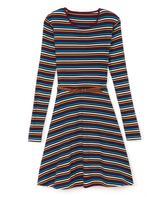 Cherokee Long Sleeve Skater Dress