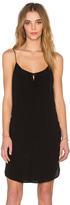 Bella Luxx Tie Front Cami Dress