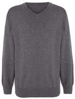 George School V-Neck Jumper