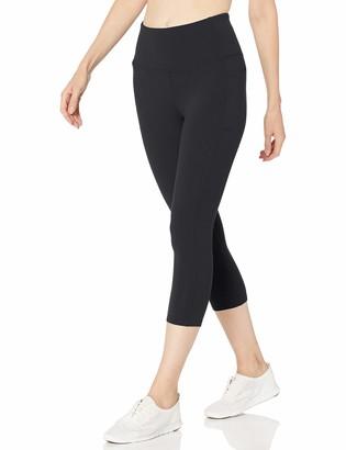 Skechers Women's Go Flex High Waist Mid Calf Legging Yoga Pant