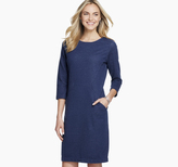 Johnston & Murphy Seamed French Terry Dress